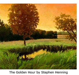 The Golden Hour by Stephen Henning
