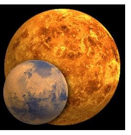 Mars&Venus-border