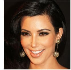 Kim Kardashian-Venus in Virgo