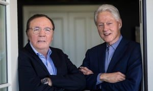 Bill Clinton & James Patterson- The President is MIssing
