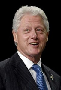 Bill Clinton & The President is Missing novel