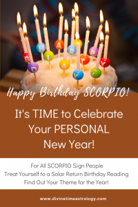 Scorpio & Why Scorpio is a Gentle Sign