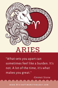 The Sign of Aries in Vedic Astrology
