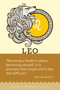 The Sign of Leo in Vedic Astrology
