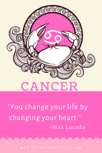 The Sign of Cancer: A Change of Heart