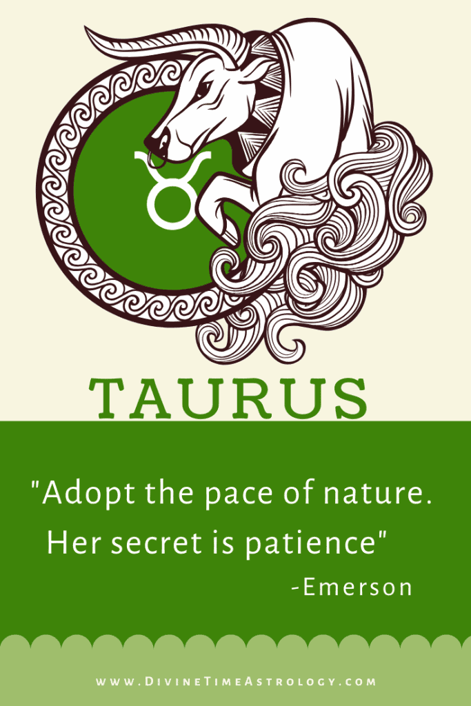 Taurus Sign - Stuff You Likely Haven't Heard Before