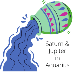 2021 Forecast for All Signs – Saturn & Jupiter in Aquarius